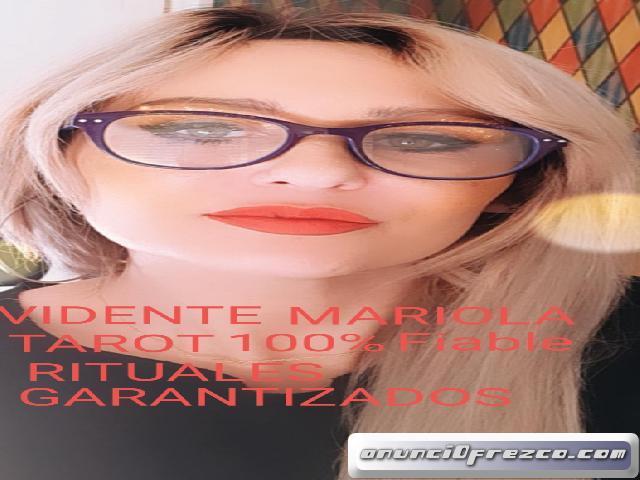 VIDENTE MARIOLA TAROT RITUALES GARANTIZADOS