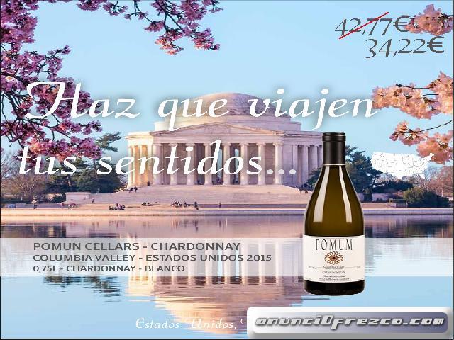 Pomum Cellars - Chardonnay 2015
