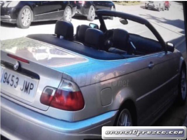 Vendo bmw 320mcabriolet
