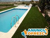 VENTA CÉSPED ARTIFICIAL ZONA PISCINAS