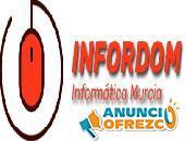 Infordom Informático a domicilio Murcia