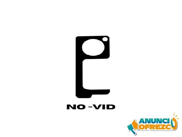Protégete del virus con la llave multifunción NO-VID