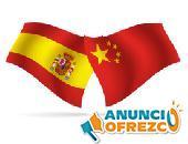 Traducción y Locución de Español a Chino