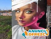 Pintura aerografia y graffiti