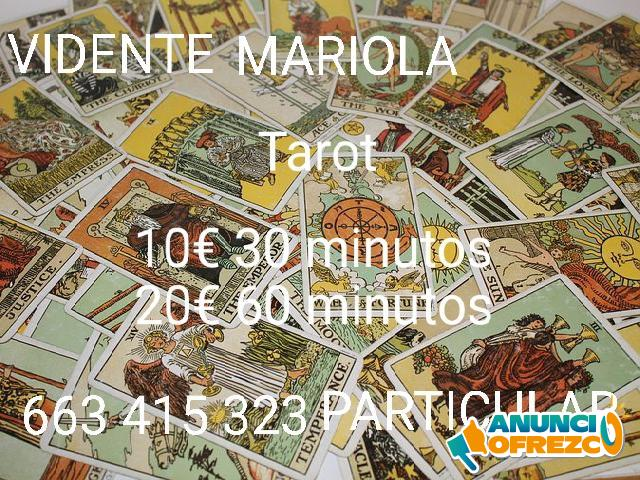MARIOLA VIDENTE TAROTISTA RITUALES 663415323