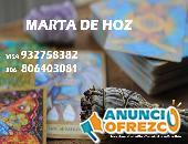 MARTA DE HOZ TAROTISTA Y VIDENTE ESPAÑOLA