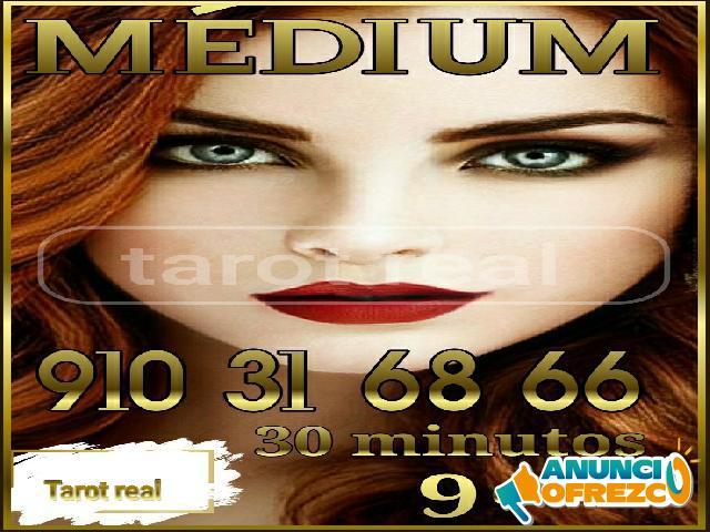 TAROT REAL 30 MINUTOS 9 EUROS VIDENCIA Y MÉDIUM