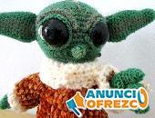 Baby yoda amigurumi 3