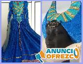 Vestido de fanatsía medieval