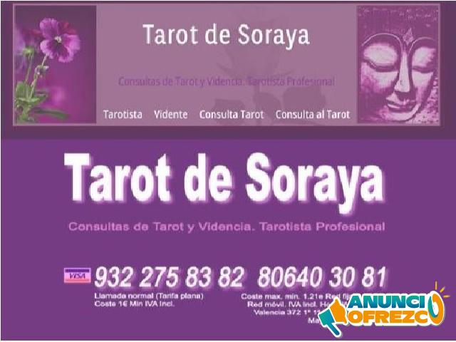 TAROT DE SORAYA TAROTISTA Y VIDENTE