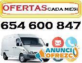 ANUNCIOS: MUDANZAS +OFERTAS EN ARGANZUELA