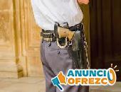 Se buscan Vigilantes privados y guardias de seguridad