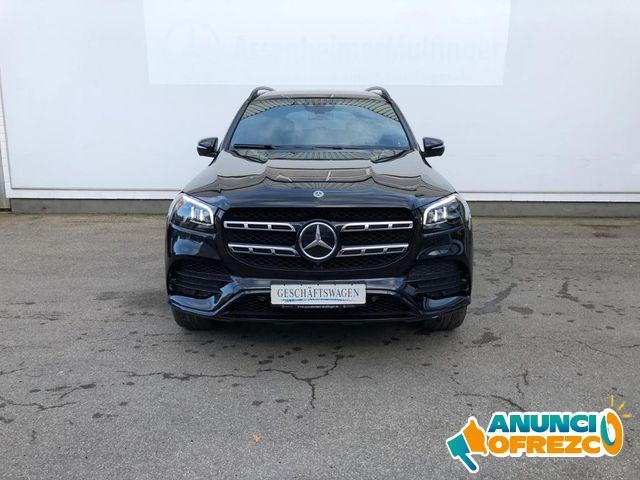 Mercedes-Benz GLS 350 d 4MATIC *AMG/22Z/Night/7-Sitzer/PSD/AHK