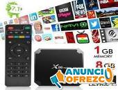 TV BOX X96 MINI CON TODA TELEVISION DE PAGO GRATIS DEPORTES,PELICULAS,SERIES 4