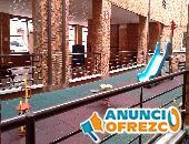 MADRID- URBANIZACION-PISCINA -GARAJE-TRASTERO-GIMNASIO-SAUNA-ZONA INFANTIL- METRO DE OPORTO-CARABANC