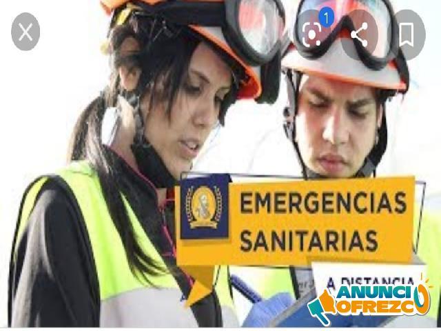 Vendo Temario completo Emergencias Sanitarias