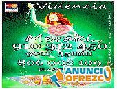 VIDENCIA NATURAL visa  7€ 25 min. 910312450 / 806 002 109