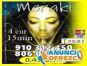 VIDENCIA PURA 4 EUR 15MIN 910312450/806002109 LAS 24 HORAS