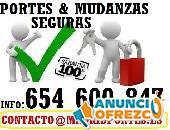 PEQUEÑAS MUDANZAS EN ARAVACA DESDE 60€