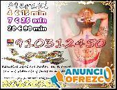 LLAMAME AL 910312450 PREFIJO FUERA DE ESPAÑA (0034) OFERTA 4EUR