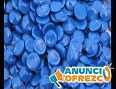 HDPE GRANULE BLUE DRUM