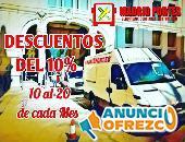 Anuncios PORTES PEQUEÑOS MADRID, SEGURIDAD Y RAPIDEZ