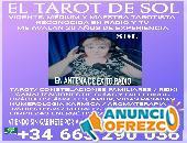 VIDENTE TAROTISTA PROFESIONAL RECONOCIDA EN RADIO Y TV