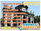 SERV. PORTES EN PLAZA CASTILLA DESDE 29.99€