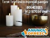 TAROT TELEFONICO ESPECIAL PAREJAS