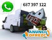TRANSPORTE Y MUDANZAS 687397122