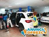 Limpieza profesional de vehículos
