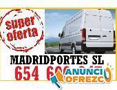 Mudanzas en San Blas calidad-precio