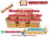 Mudanzas baratas en Fuencarral-El Pardo
