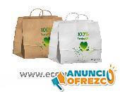 Bolsas Papel Kraft Ecológicas - ECCOPAPER