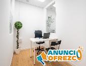 Espacios de trabajo compartidos y privados Valencia