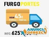Portes (625700540) En Pinto -Traslado r Habitación