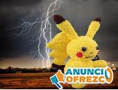 Pikachu amigurumi 2