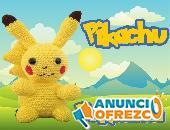 Pikachu amigurumi 3
