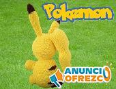 Pikachu amigurumi 4
