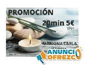 PROMOCION TAROT 20min 5€