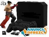 Retro Arcade Emulador tv box + 2 mandos inhalámbricos