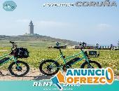 Alquiler de bicicletas eléctricas Coruña