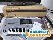 Nuevo Yamaha Genos XXL Set-Tyros 5,4, Ketron SD90 / SD60, Korg Pa4X, Roland Fantom-X8