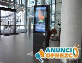 Se vende Mupi Tótem táctil con APP interactiva para Hoteles