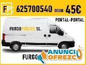 Portes económicos en Alcorcón 625700r540 Dsctos Marzo