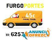 Recomendadísimos Portes economic en Alcobendas 625700+540