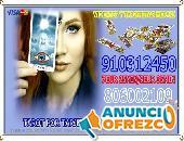 TAROT 4 EUROS 15MINUTOS 910312450/806002109