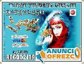 TAROT VISA/TAROTISTAS/VIDENTE/ TAROT ONLINE 910312450 / 9EUROS 35MIN