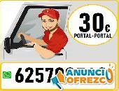Portes c/Ayudantes:625-700-540 Mudanzas en Madrid