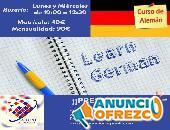 Curso presencial de alemán para adultos
